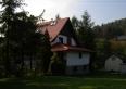 Willa Pod Jemiołą Wisła ul.Leśna 12 widok na dom