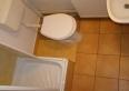 łazienka w pokoju 2 osob.