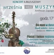 Jesienny koncert Zbigniewa Wodeckiego oraz zespołu Slnovrat w Muszynie