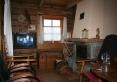 Kominek w chatce góralskiej