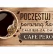 Cieńków - Stacja Narciarska zaprasza na poranna kawę