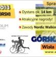 Górska Przygoda czyli Bieg Górski i Nordic Walking