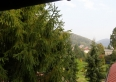 Willa Pod Jemiołą Wisła ul.Leśna 12 widok na dom widok na Jawornik