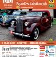 9-13. lipca 2014 - 37. Międzynarodowy Beskidzki Rajd Pojazdów Zabytkowych