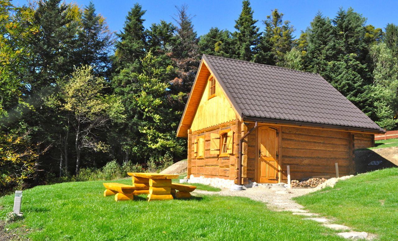 Baza noclegowa w miejscowościach w dolinach - Beskid Żywiecki